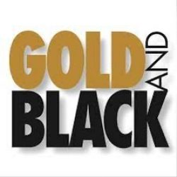 Gold and Black Logo